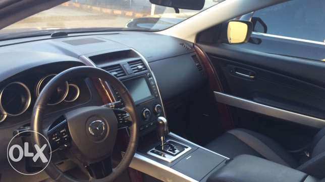 Cx9/2008 grand touring fully loaded technology 1 owner excellent condition المدينة الصناعية -  6