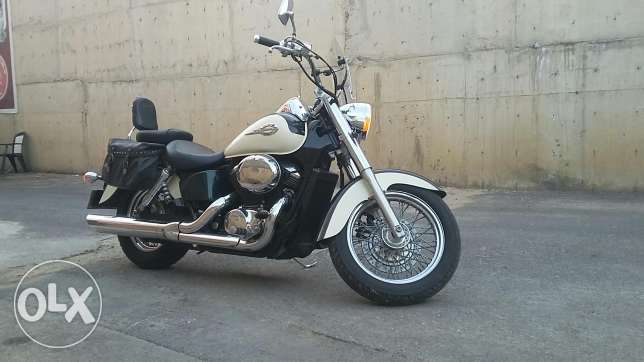 Honda shadow 400c.c