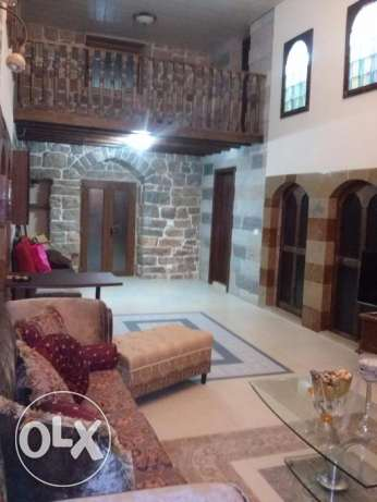 Furnished Traditional Apartment near Dhour Choueir
