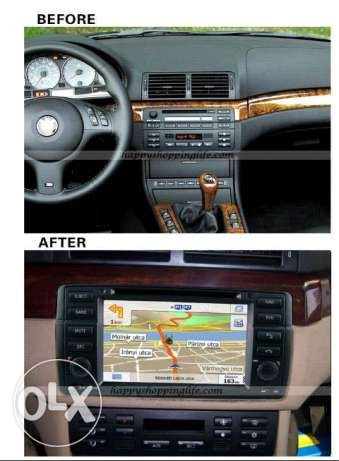 Dvd for BmW serie 3 & X5