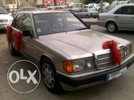 mercedes 190 2.3 model 1989 for sale perfect condition