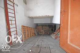 1000 SQM Warhouse for Rent in Beirut, Al Zarif WH5487