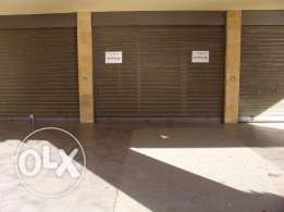 Shop for rent in mansourieh