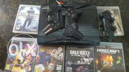 Ps3 with 6 game