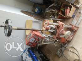 wall saw electric 20amp cut to 42 ctm
