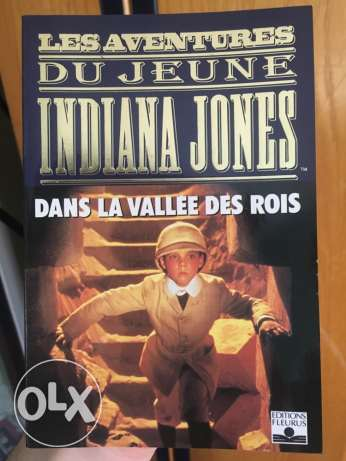 Indiana Jones Original Book story