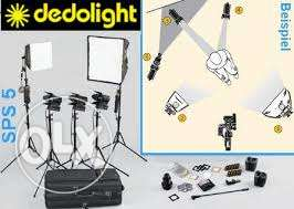 Dedolight SPS5 Kit - NEW