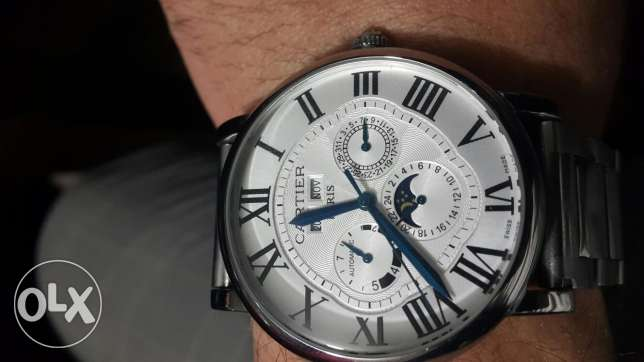 Cartier Swiss Made Automatic