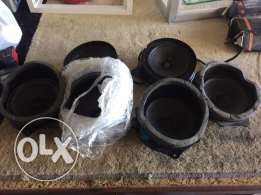 speakers E70 + mersedes 8awasa orginal