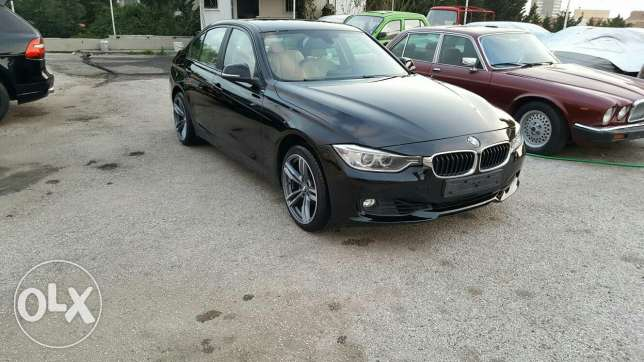 Bmw 320 2 turbo 1 owner black full guarantie 2 years
