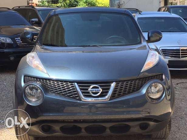 Nissan juke model.2012 full options