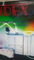 All services for copiers Canon Minolta kyesera ricoh Sharp.
