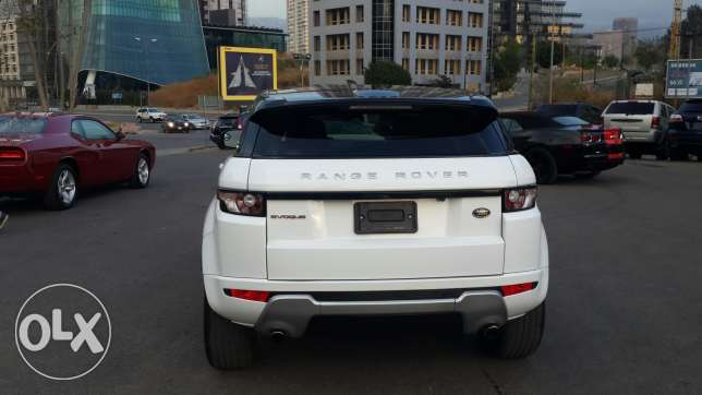 Range rover evogue daynamic أشرفية -  3