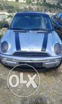 Mini cooper model 2004 full option