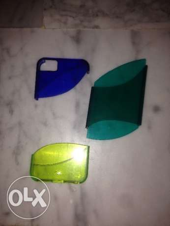 7 iPhone 5s/5 covers used, Good Condition. دكوانة -  8