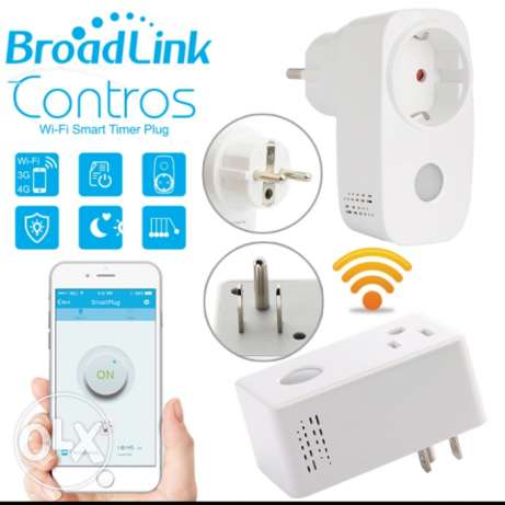 Control ur home from ur phone. With smart wifi socket