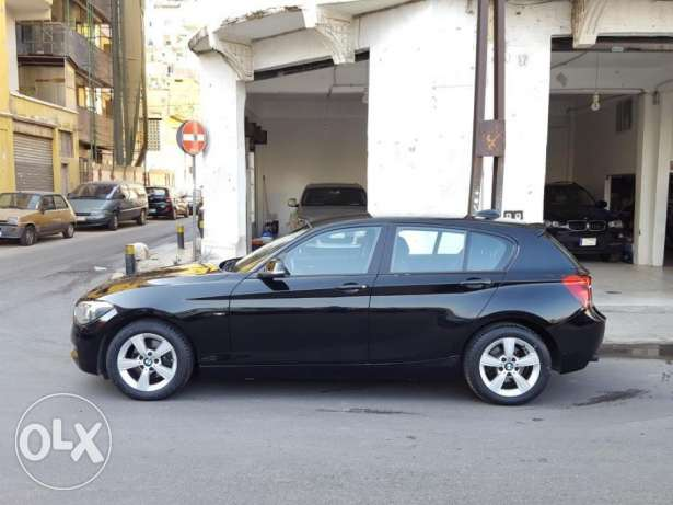 BMW 118 1.6L Twin Turbo Sport Bassoul& Hneine Warranty 0 Accidents أشرفية -  4