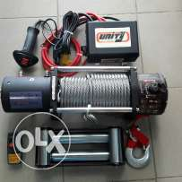 Off road Winch