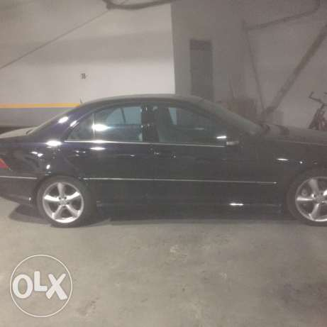 mercedes for sale ميناء الحصن -  4