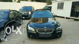 BMW 525 sport package 2007 full options very clean