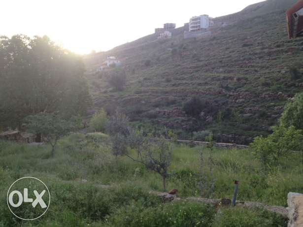land in bhamdoun amazing location for sale