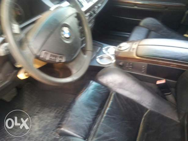 Bmw 745 i 2003 good con full زغرتا -  8