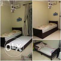 3 Beds + GIFT small Bed for sale