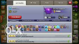 Clash of clans. Town hall 10