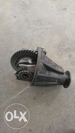 Toyota Fj Cruiser Rear Differential 11/41