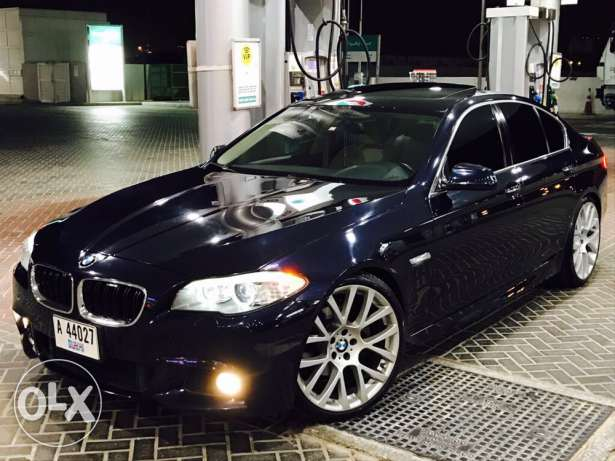 BMW 528i M5 Kit Original in Mint Condition 2011