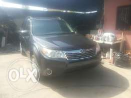 Subaru forester 2009 limited