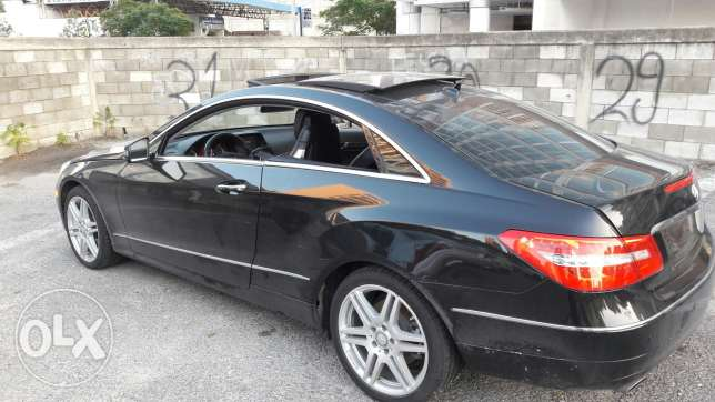 Beautiful Mercedes E-Class 250 Coupe for sale أشرفية -  4
