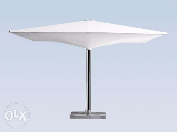 8x Umbrellas for Outdoor Venue, German Top Quality, Brand new