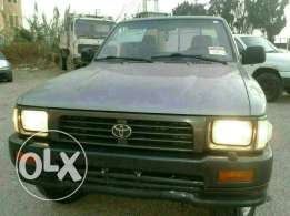 Toyota 4weel 4cylindre