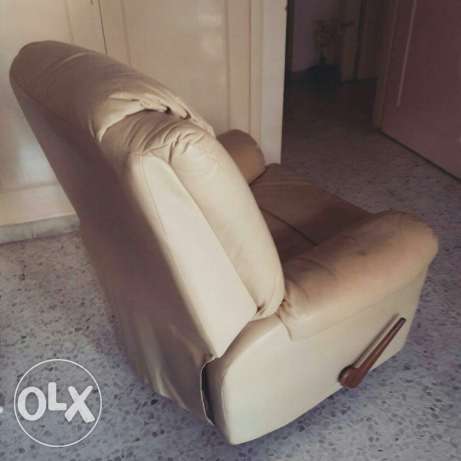 Lazy boy chair - couch فنار -  5