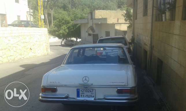 Benz 280 S super clean عاليه -  2