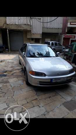 honda civic kher2a . trade or sale