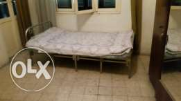 Sliding bed + mattress