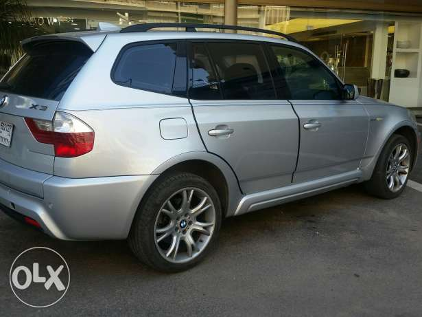 BMW M package 2008