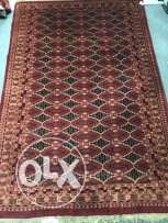 woolen hand made carpet