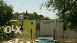 2 apartments 75m each. With 700m garden. Antoura kesserwan