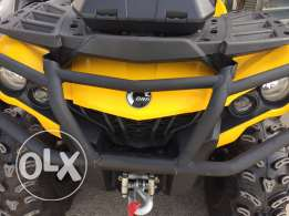 canem atv mod 2012 canade super clean for sale