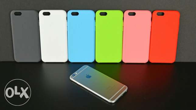 Iphone 6 plus ans 6s plus original silicone case