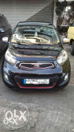 Kia picanto full option in great condition الشياح -  3