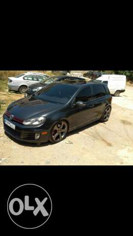 for sale golf 6 GTI