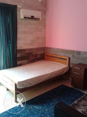 Rooms furnished in bouar 350 $ / months