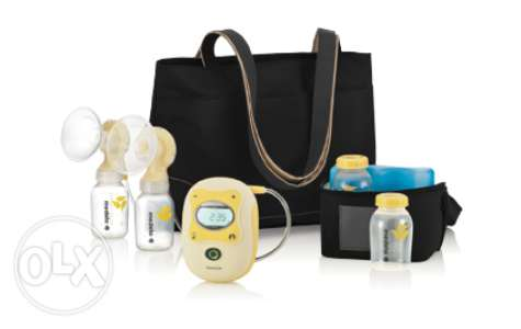 Medela Freestyle double electric breastpump with 2 phase