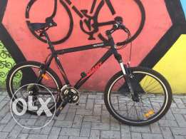 bicycle giant rincon 8 speed size L