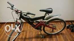 Jeep mountain bike like new