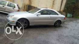Mercedes-Benz clk 320 very clean